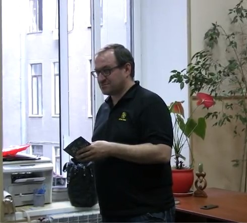 Филоненко Александр Семенович. Школа видения: цвета дней. Часть 6. Лекция. 03.06.2016 г