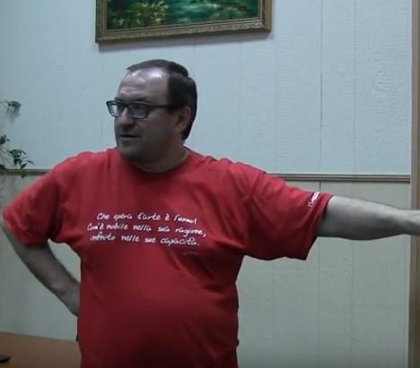 Филоненко Александр Семенович. Школа видения: цвета дней. Часть 4. Лекция. 02.06.2016 г