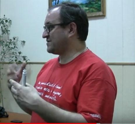 Филоненко Александр Семенович. Школа видения: цвета дней. Часть 3. Лекция. 02.06.2016 г