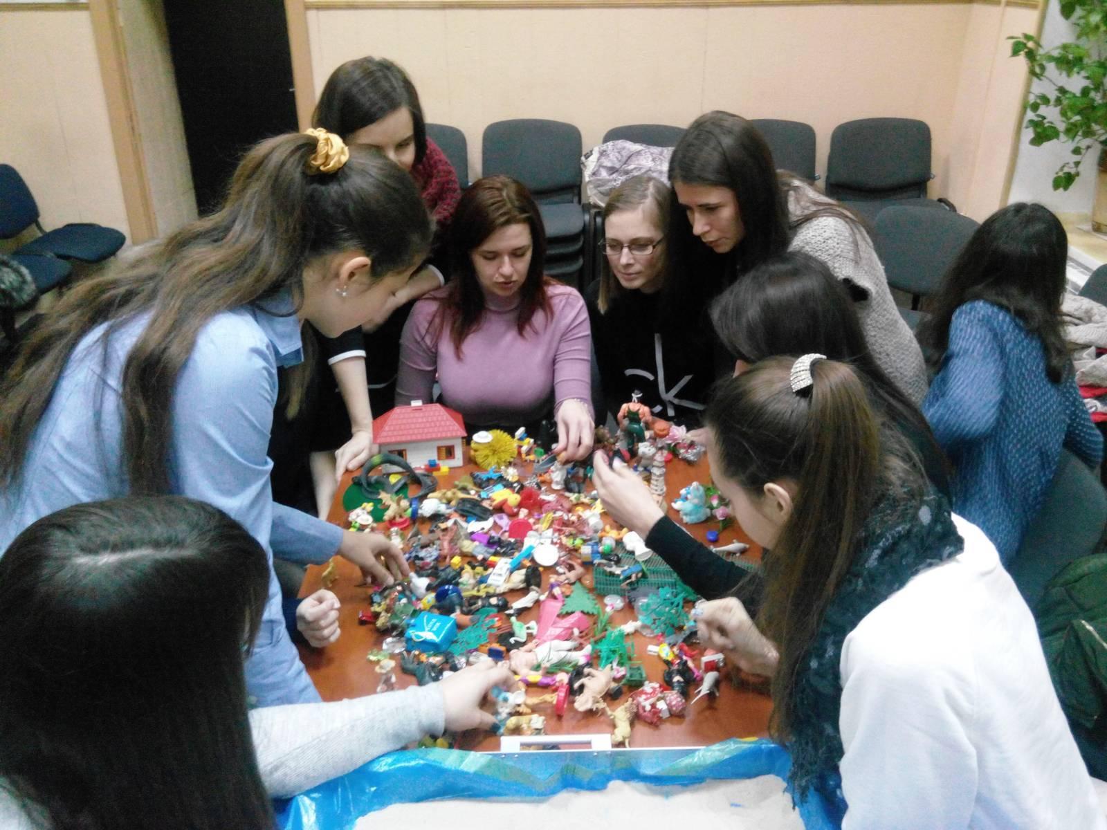 Обучающая программа по подготовке детских психологов 2016г.